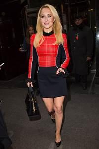 HAYDEN PANETTIERE Leaves Her Hotel in New York 01/05/2017 ...