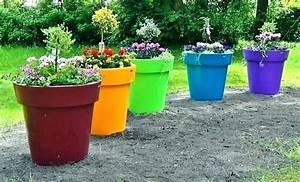 Gros Pot De Fleur : gros pot fleur exterieur motortrends ~ Melissatoandfro.com Idées de Décoration