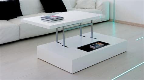 bureau modulable modèles carrés le guide de la table basse relevable