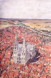 Chartres in the Middle Ages by Jean-Claude Golvin ...