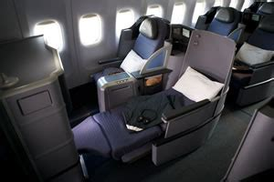 Business Class and BusinessFirst   United Airlines