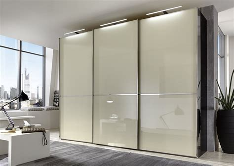Mirrored Wardrobe by Stylform Nyx 250 400cm Glass Mirrored Sliding Wardrobe