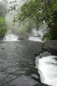 Hot Springs Costa Rica Waterfall