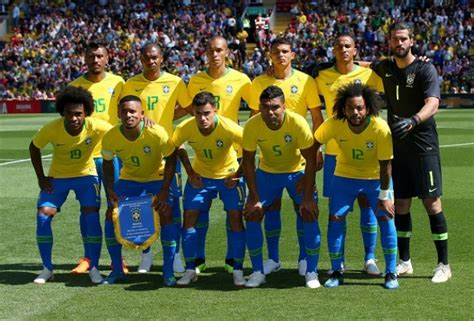 Brazil Announce Squad For Uruguay & Cameroon Clashes