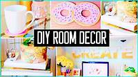 homemade room decorations DIY ROOM DECOR! Desk decorations! Cheap & cute projects ...