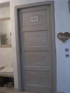 Porte Interieur Grise : apr s le gris le taupe coeur de zinc ~ Mglfilm.com Idées de Décoration