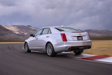 cadillac updates ats  cts    model year