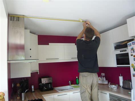 mur cuisine framboise peinture framboise nos rénos décos