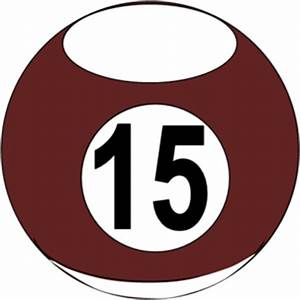 Number 15 Clipart - Clipart Suggest