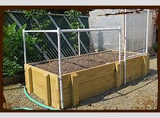 SelfWatering Raised Bed Design How to build your own SIP