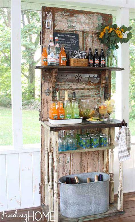 Diy Backyard Decorating Ideas by 26 Creative And Low Budget Diy Outdoor Bar Ideas