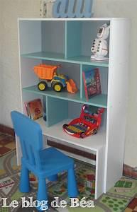 Etagere Pour Chambre : diy tag re pour chambre d 39 enfant et coffre jouets photo de la chambre de paul et cl mence ~ Preciouscoupons.com Idées de Décoration