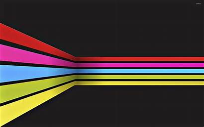 Rainbow Stripes Abstract Wallpapers Strips Stripe Backgrounds