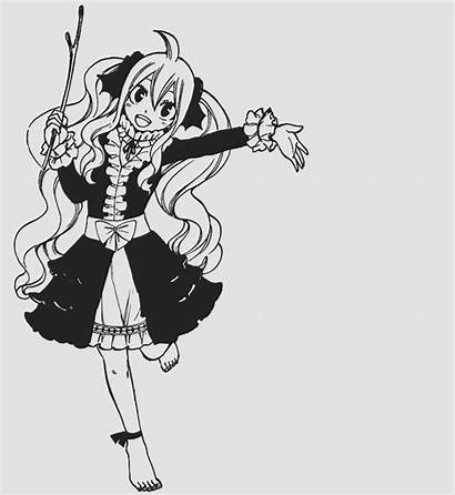 Fairy Mavis Tail Magic Vermillion Manga Anime