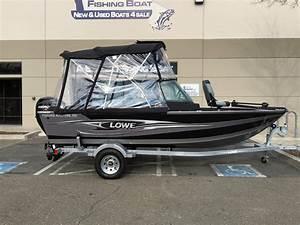 2016 New Lowe Fm 165 Pro Wt Sports Fishing Boat For Sale -  21 995