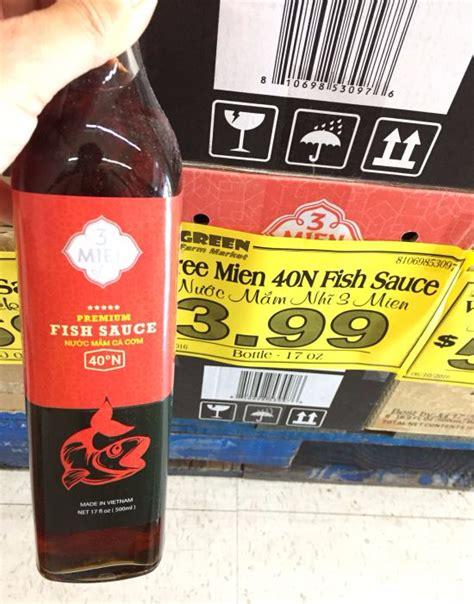 fish sauce worth seeking son megachef brown  mien