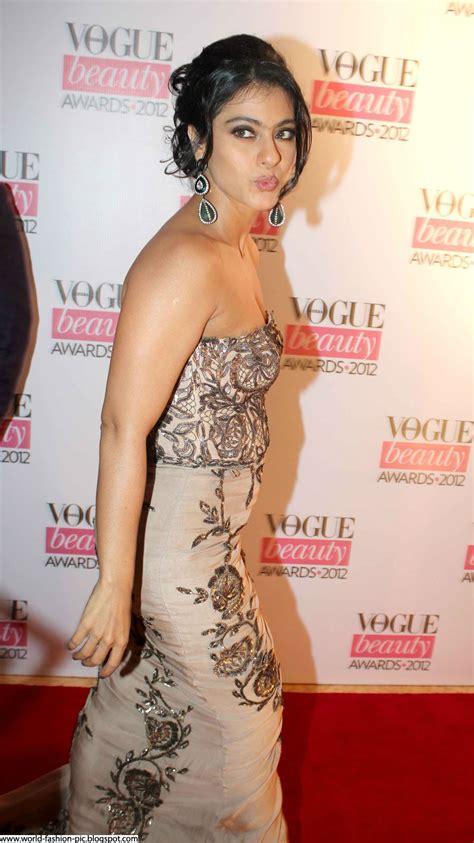 Bollywood Actress Kajol Indian Fashion