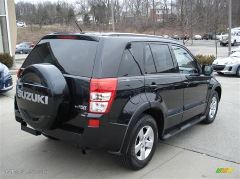 2006 Suzuki Grand Vitara by 2006 Black Onyx Suzuki Grand Vitara Xsport 4x4 61702058