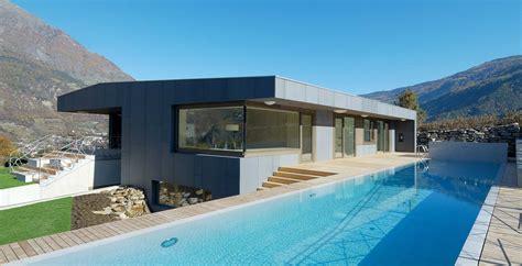 Klimahaus Aus Beton  Moderne Einfamilienhäuser