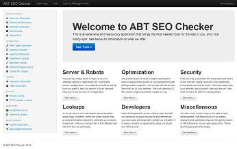 seo checker abt seo checker seo tools portal tech zone