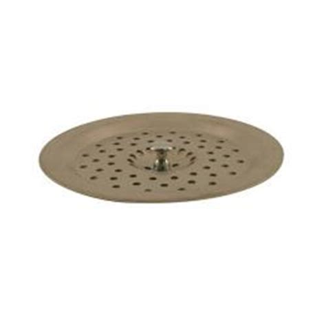 sink strainers tundra restaurant supply