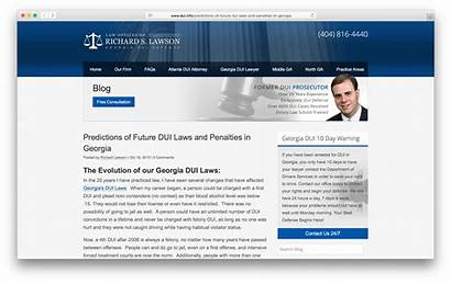 Legal Blogging Attorney Easy Blogs Websites Law