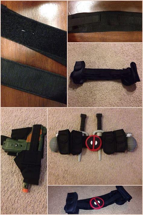 deadpool weapons diy search men pinterest deadpool cosplay kids deadpool