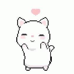 Cute Anime GIF - Cute Anime Cat - Discover & Share GIFs