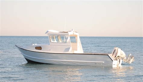 Aluminum Boats With Pilot House by Opinions On 23 25 Trailerable Pilothouse Boats The Hull