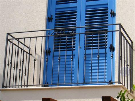 ringhiera per balcone garofalo infissi ringhiere balconi