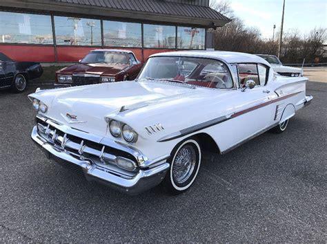1958 Chevrolet Impala For Sale 1921591 Hemmings Motor News