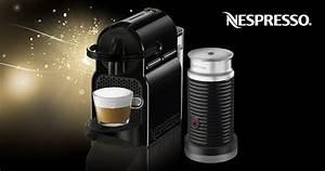 Machine Nespresso Promo : receive 120 discount off nespresso inissia aeroccino3 ~ Dode.kayakingforconservation.com Idées de Décoration