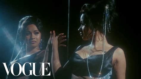 cardi b you re so vain video cardi b paris jackson ashley graham and more in the