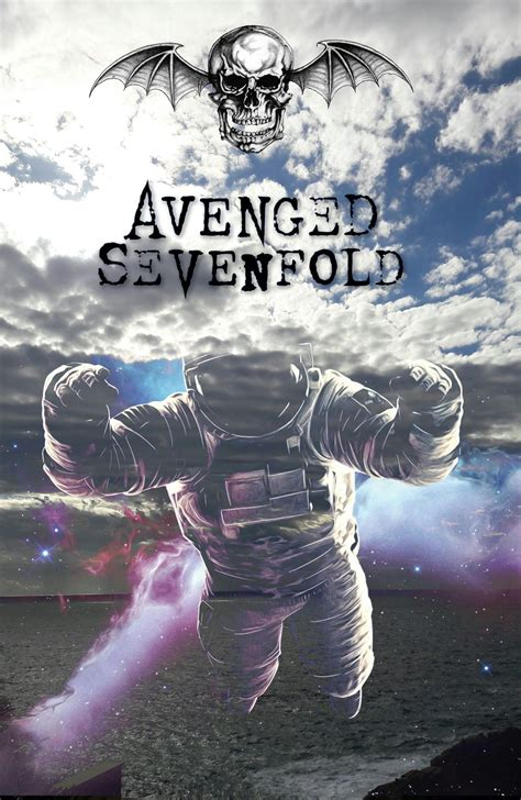 avenged sevenfold nightmare wallpapers hd wallpaper cave
