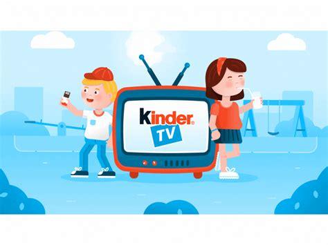 Kinder TV  Main Title by Igor Komarov Dribbble