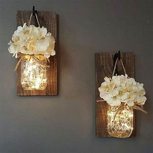 27 best rustic wall decor ideas and designs for 2018 With kitchen cabinet trends 2018 combined with gold plated candle holders