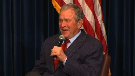 George H Bush Resume by George H W Bush Responds After Accuses Him Of