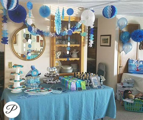 My Whale Baby Shower