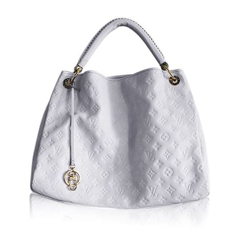 authentic louis vuitton monogram empriente artsy mm neige