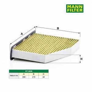Mann Filter Kaufen : mann filter fp 2939 filter innenraumluft kaufen ~ Jslefanu.com Haus und Dekorationen