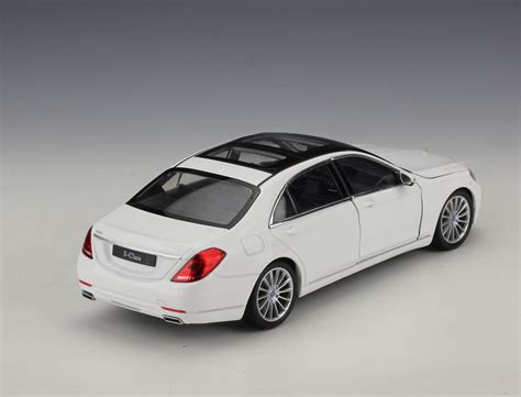 1.41 crore to 2.78 crore in india. Welly 1:24 Mercedes Benz S-Class S600 Diecast Model Car ...