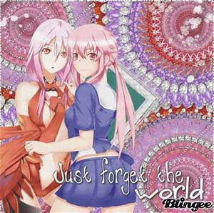 Just forget the world( Anime , Crossover , Guilty Crown ...
