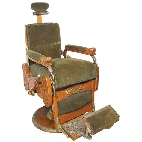 koken barber chairs st louis barber chair koken mfgd in st louis a wood chair that