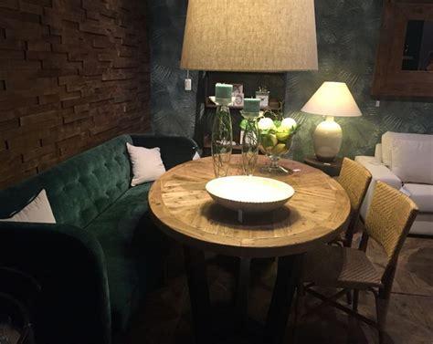 green velvet sofa  rustic table thebestwoodfurniturecom