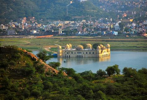 one floor plan a complete guide on jal mahal jaipur trans india travels