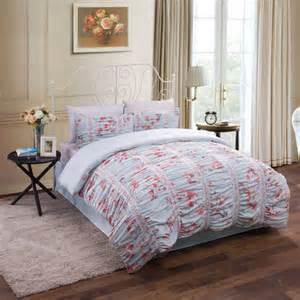 cherry blossom bedding comforter set walmart com