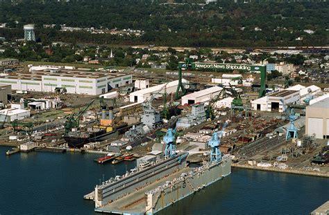 Newport News by Newport News Shipbuilding
