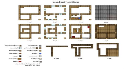 How To Find Blueprints Of Your House by Minecraft House Ideas Blueprints Mkumodels