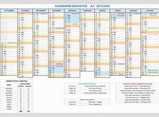 Calendario Scolastico 20172018