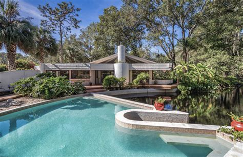 space age style florida home lists for 350k